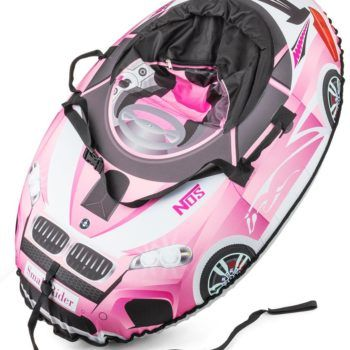 Small Rider Snow Cars Pink_result